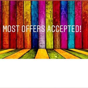 Offers accepted!